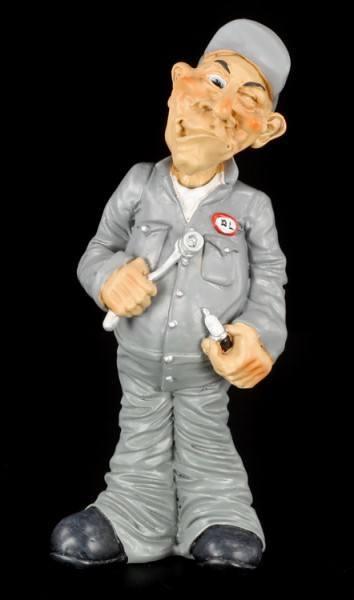 Mechaniker - Funny Job Figur