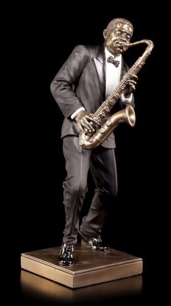 The Jazz Band Figur - Saxophon Spieler