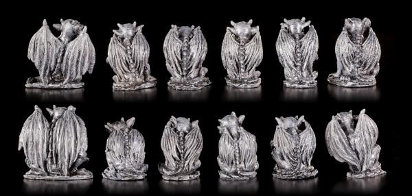 Small Gargoyle Figurines - Set of 12