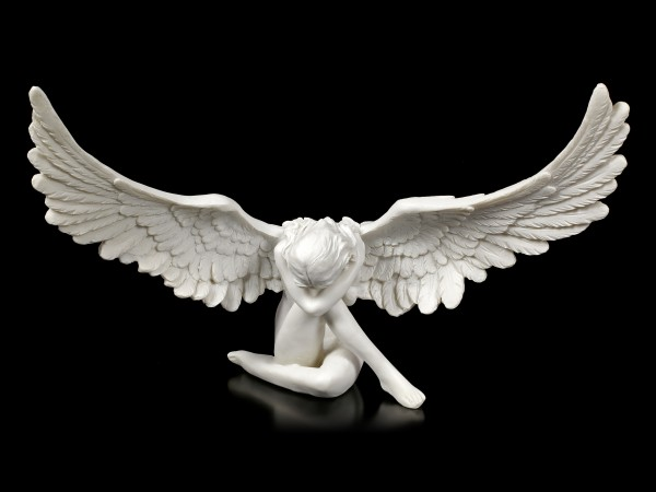 Angels Sympathy Figurine