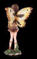 Fairy Figurine - Girl Feyeria at Back to School