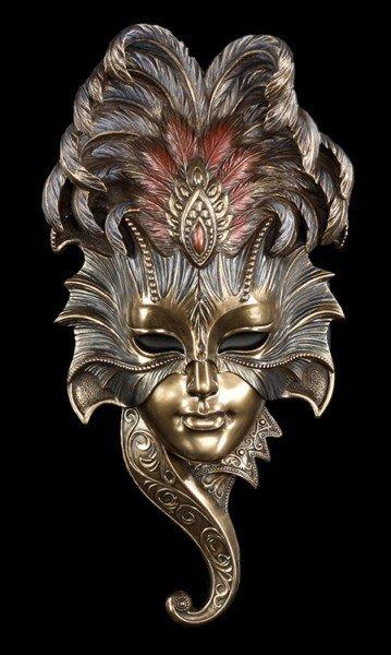 Venezianische Maske - Natasha