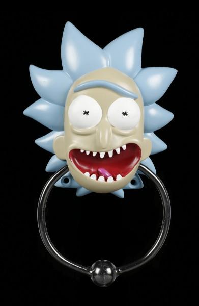 Rick and Morty Door Knocker - Rick