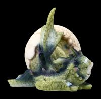Drachen Figur - Frisch geschlüpft schon müde