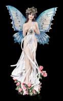 Fairy Figurine - Inion with Gemstones