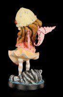 Elfen Figur mit Waschbär - Thinking Of You