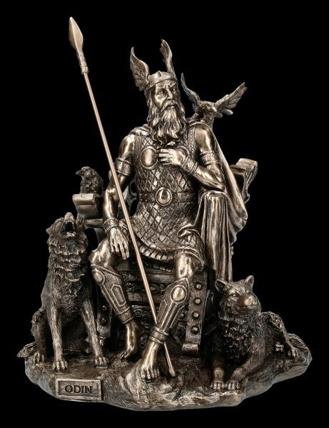 Odin Figur - Göttervater