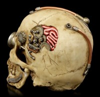 Totenkopf - Machine Skull RX920