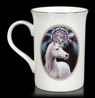 Mug with Unicorn - Enlightenment by Anne Stokes