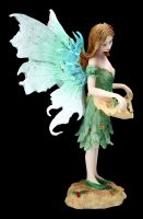 Fairy Figurine - Flora collecting Flowers