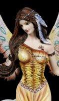 Fairy Figurine - Iris with Dreamcatcher