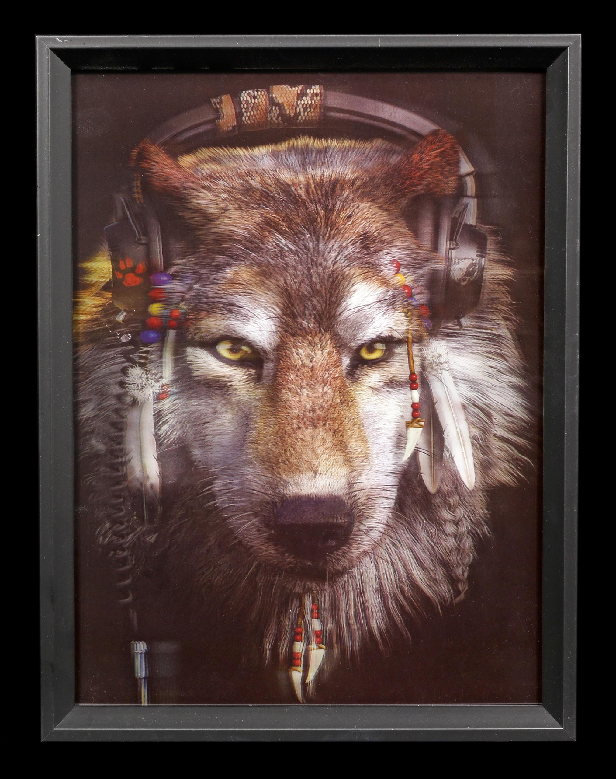 wolfs deko dekoration mit w lfen online kaufen www. Black Bedroom Furniture Sets. Home Design Ideas