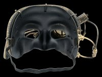 Steampunk Mask - Cyber Pest Doctor