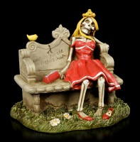 Skeleton Figurine - Waiting for the Perfect Man
