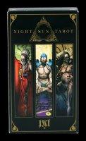 Tarot Cards - Night Sun