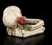 Skull Ashtray - Skeletons in Love