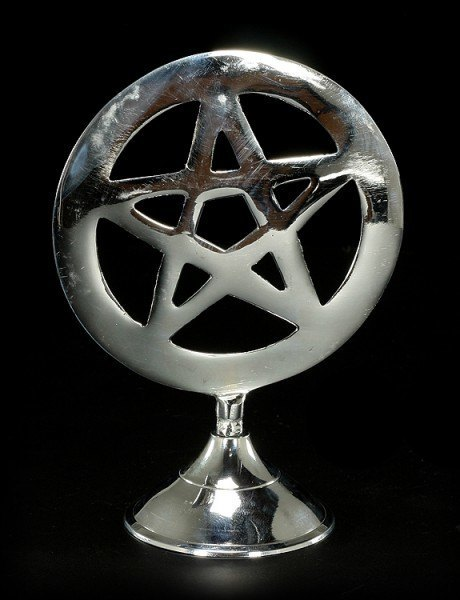 Pentagramm zum Stellen
