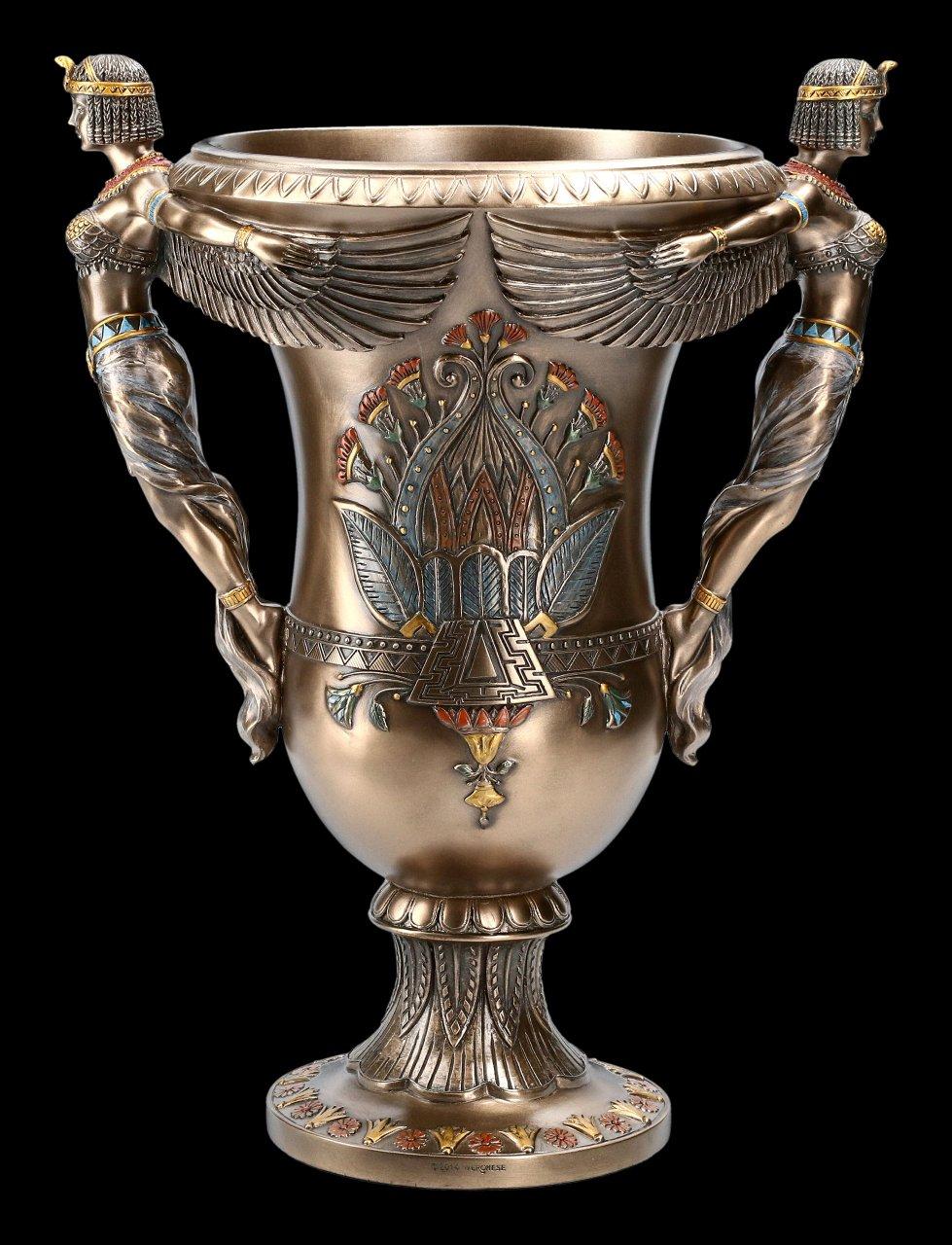 Egyptian Vase - Art Deco