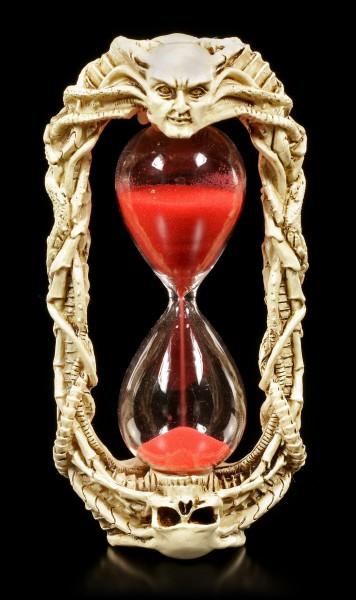 Hourglass - Demons and Skulls