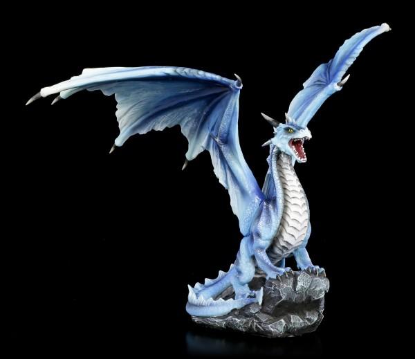 Blaue Drachen Figur - Water Star