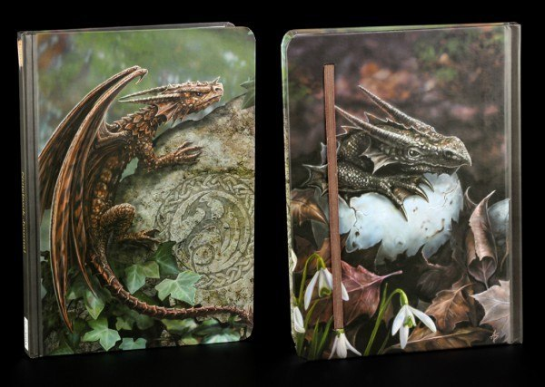 Dragon Journal - Woodland Hopper - Hatchling