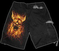 Burn in Hell - Shorts