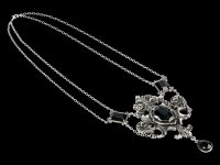 Alchemy Gothic Necklace - Queen of the Night