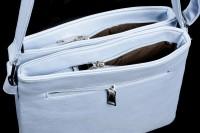 3D Side Bag with Unicorn - Blue Moon