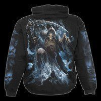 Kapuzenpullover Fantasy Skelett - Ghost Reaper