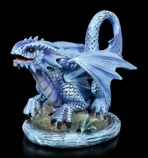 Baby Water Dragon Figurine