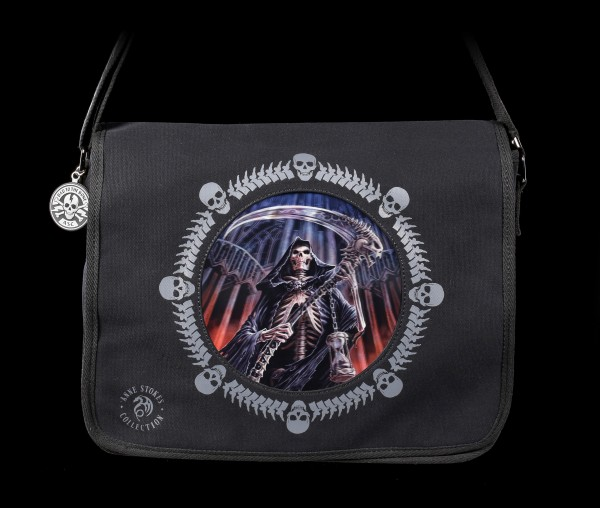 3D Messenger Bag with Reaper - Final Verdict