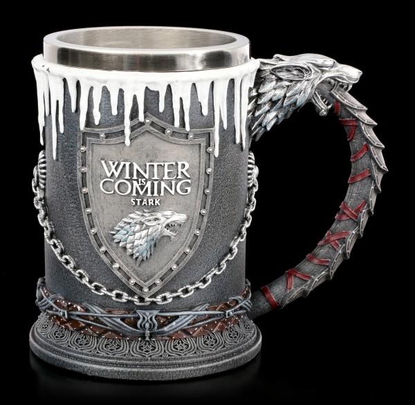 Game of Thrones Krug - Haus Stark