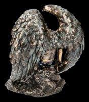 Gefallener Engel - Luzifer Figur