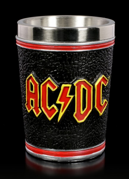 AC/DC Shot Glass with Logo