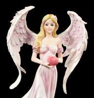 Engel Figur - Irin mit Herz