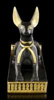 Ägyptischer Flaschenhalter - Anubis