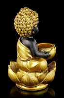 Backflow Incense Cone Holder - Baby Buddha