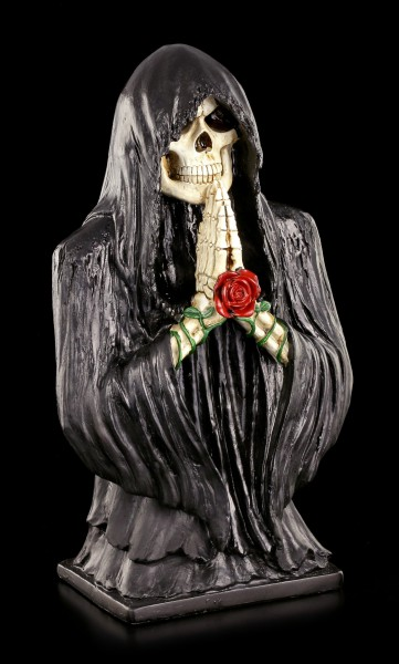 Death Figurine - Reaper of the Rose