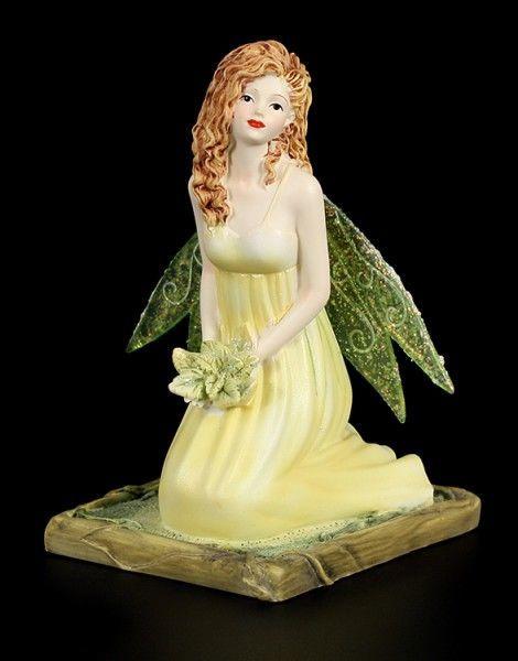 Elfen Figur - Basilikum by Lisa Steinke - Fairysite
