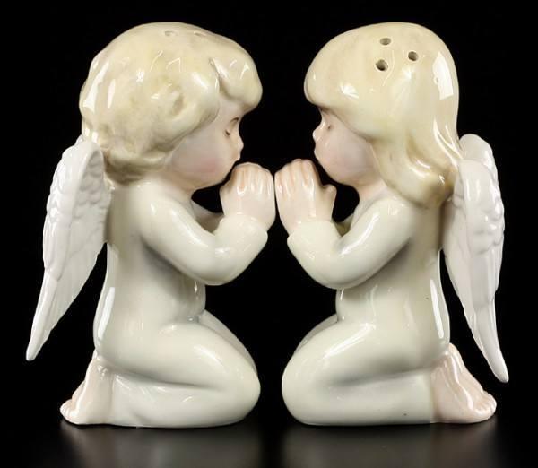 Salz- und Pfefferstreuer - Engel