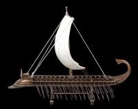 Triere - Griechisches Kriegsschiff