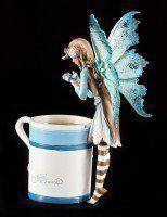 Fairy Figurine - Hot Cocoa Faery