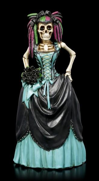 Skelett Figur - Gothic Braut