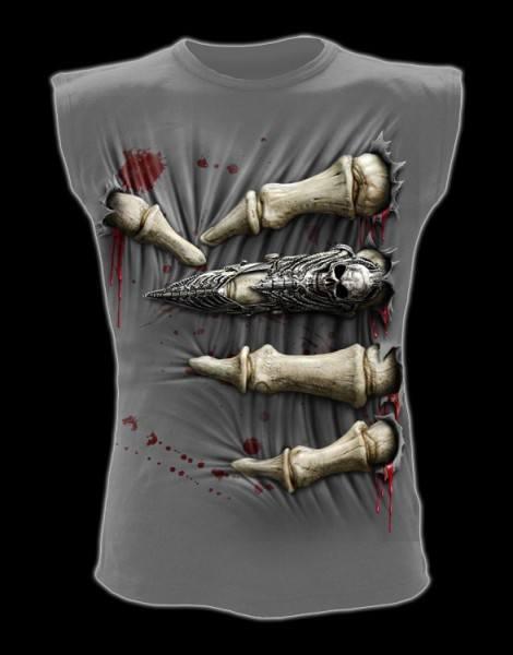 Ärmelloses Shirt - Death Grip