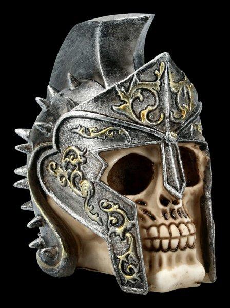 Skull - Roman Gladiator - small