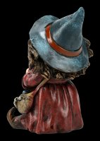 Funny Witch Figurine - Toil
