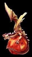 Dragon Figurine - Planet Mars