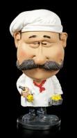 Funny Job Figur - Wackelkopf Koch