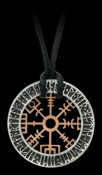 Alchemy Wikinger Halskette - Niu Heimar Vegvisir