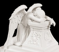 Engel Figur - Angel of Grief nach Antonio Bernieri